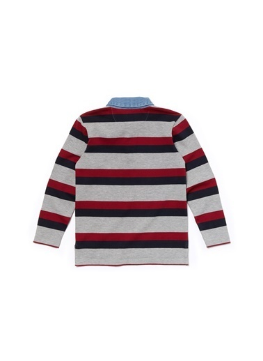 Lacoste Unisex Çocuk  Sweatshirt KJ9901.E6H Renkli